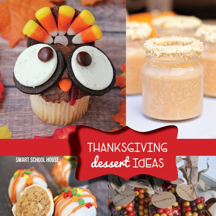 Decorating Ideas > Thanksgiving Dessert Ideas ~ 074229_Thanksgiving Recipes Decorations