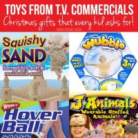 Toys from TV Commercials