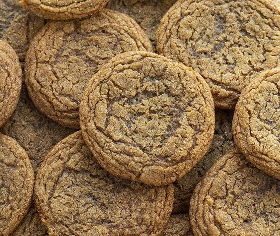Soft Ginger Cookies - A Ginger Cookie is a perfectly soft and chewy cookie for those who love the taste of a ginger snap but hate the crisp and hard bite.