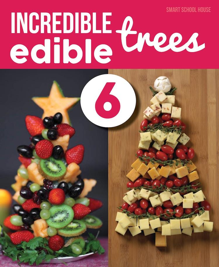 innovative design 36e74 b2020 Edible Christmas Tree