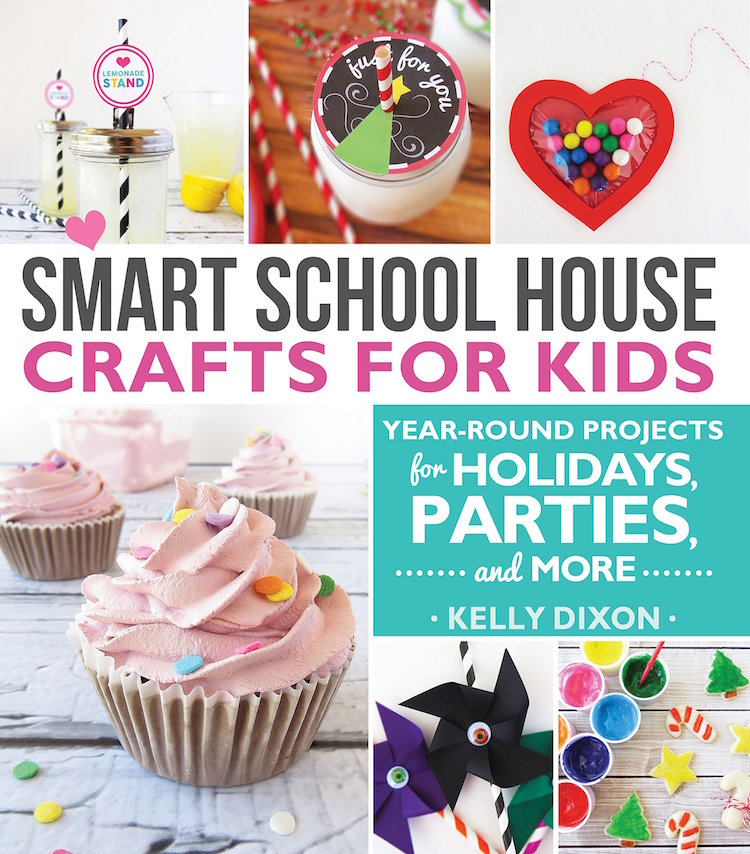 Smart School House - the book! Winter, spring, summer, and fall activities to keep your little ones busy!