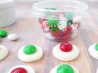 Creamy M&M Mints