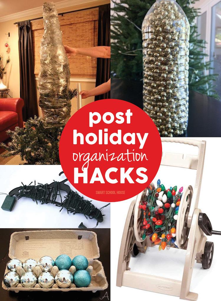 Christmas Organization tips and tricks