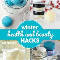 Winter Health and Beauty Hacks