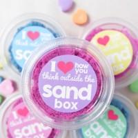 Kinetic Sand Valentine