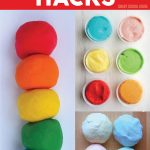 PLAY DOUGH HACKS