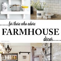Farmhouse Decor Ideas