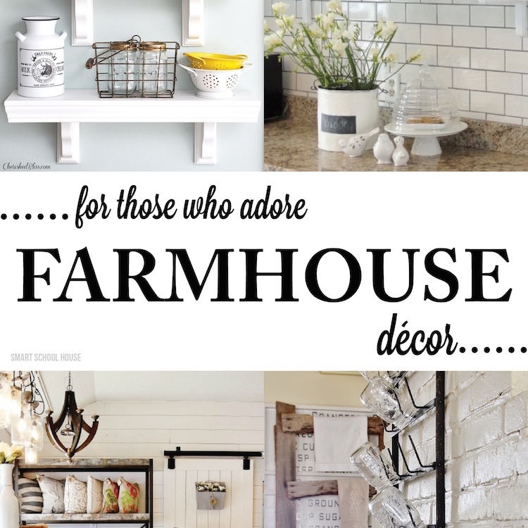 Farmhouse Home Decor Ideas: Farmhouse Decor Ideas