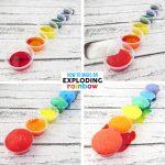 Exploding Rainbow