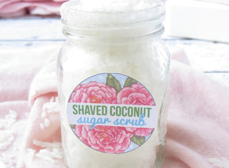 Shaved Coconut Sug..