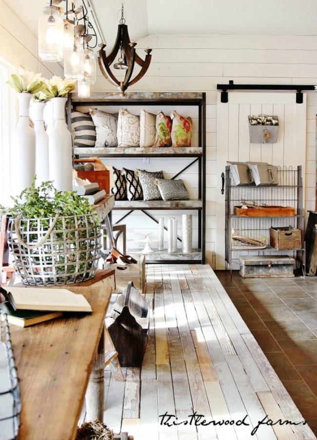Farmhouse decor ideas for Magnolia farmhouse