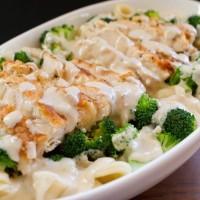 Chicken and Broccoli Pasta