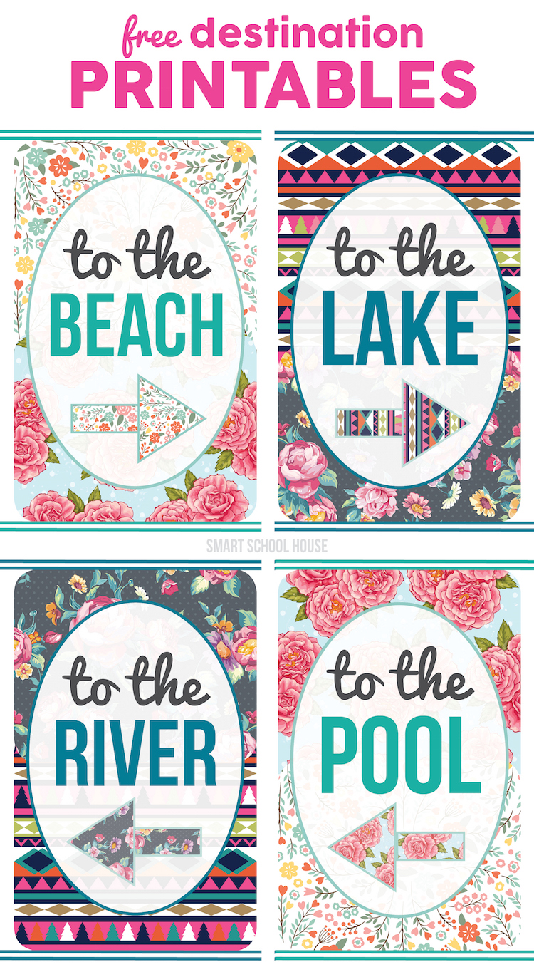 Destination Printables
