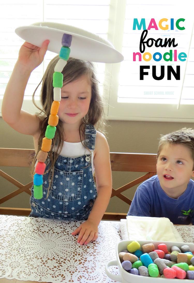 Magic Foam Noodles