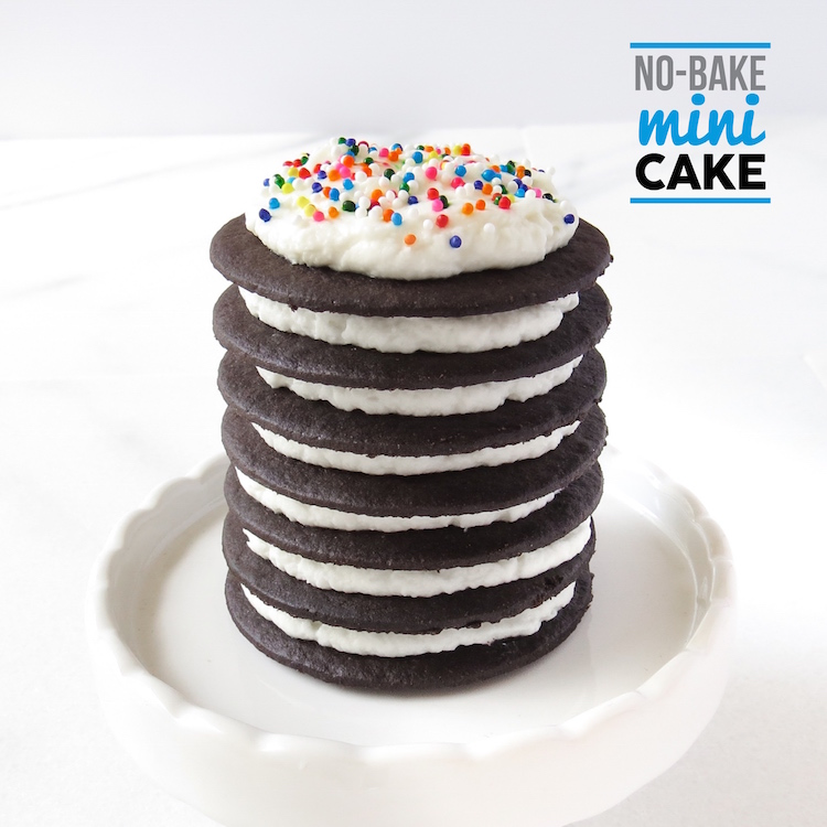 how to make and bake a cake