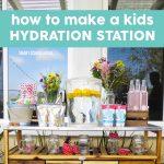 Hydration Station for Kids