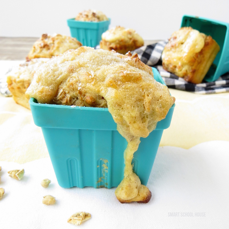 Old Fashioned Granola Muffin recipe