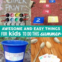 Things for Kids to do This Summer