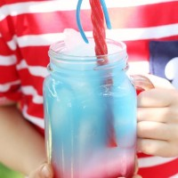 Red, White, and Blue Punch