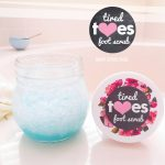 Tired Toes Listerine Foot Scrub