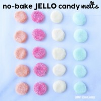 Jello Candy Melts