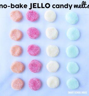 Jello Candy Melts