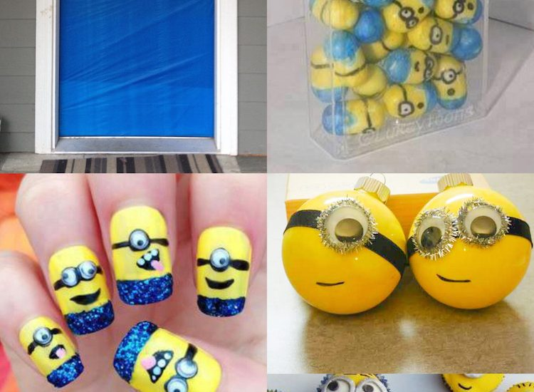 70 Minion Projects..