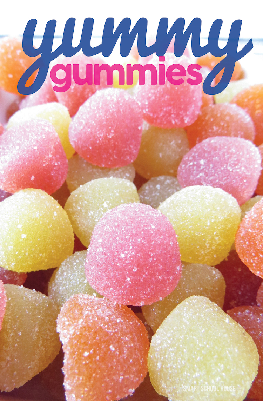 Gummy vitamins aren't just for kids