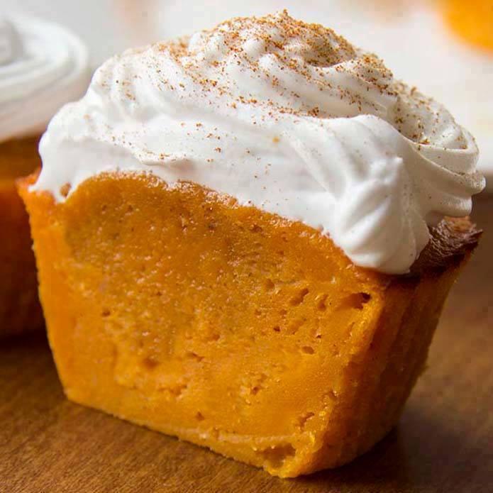 Homemade Pumpkin Spice Recipes
