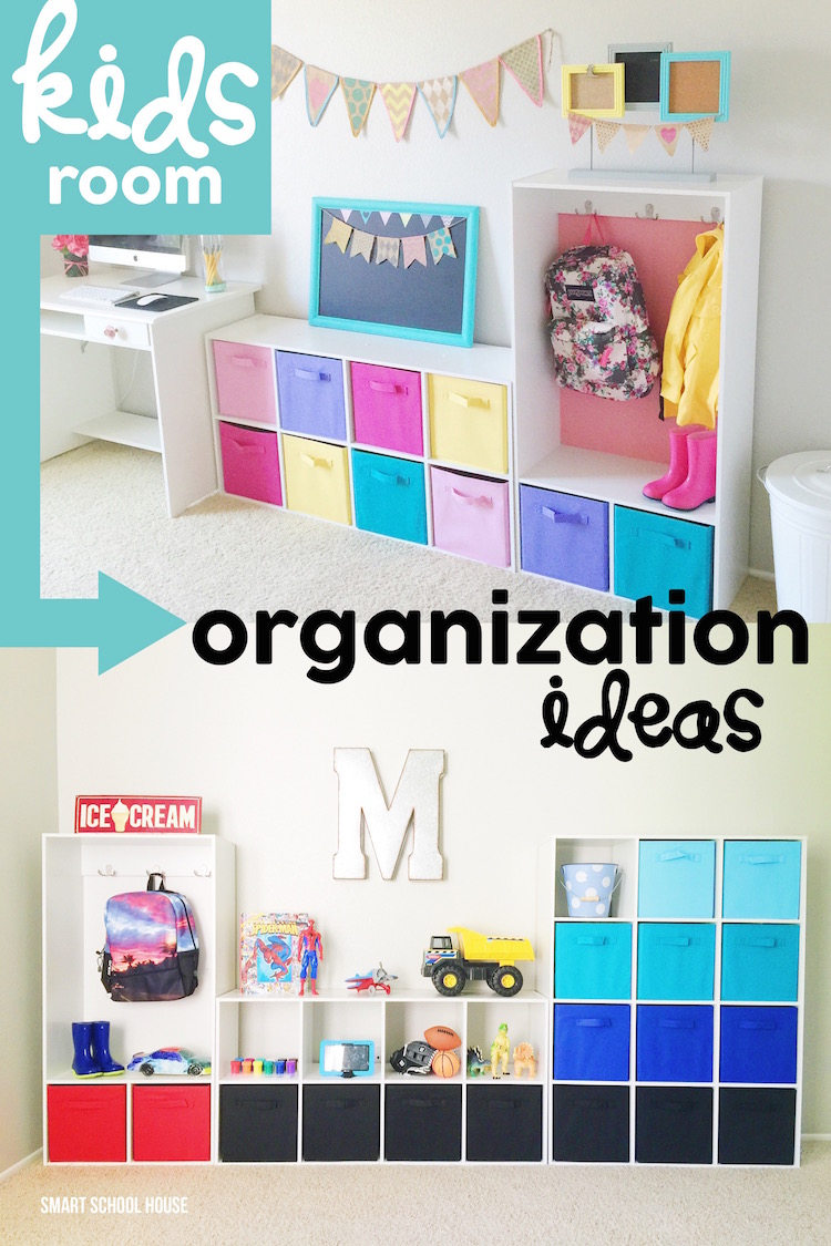 Kids room organization for Room organization