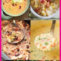 Crock Pot and Slow Cooker Soup Recipe Ideas that Everybody LOVES!