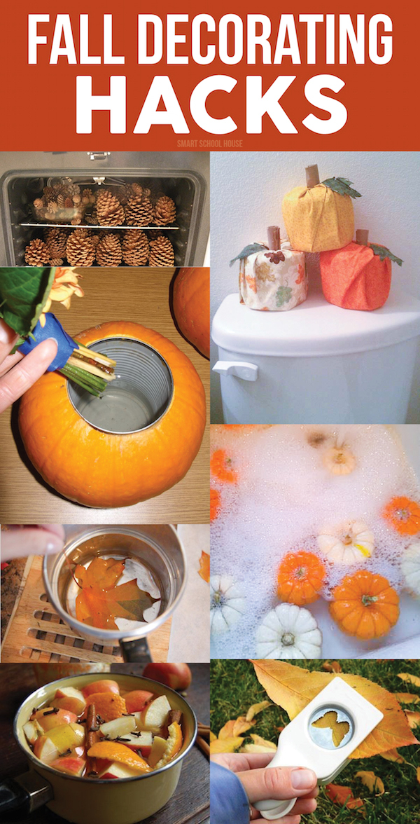 Fall Decorating Hacks How To Decorate Your E For The With Diy Ideas That