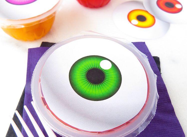 Spooky Eyeball Fru..