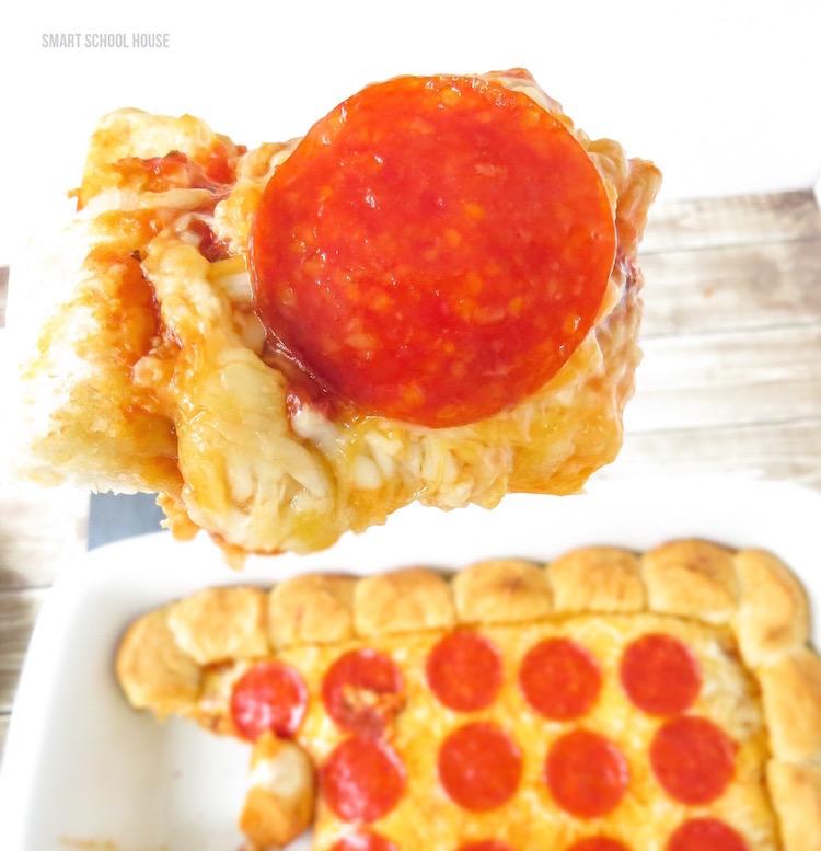 Deep Dish Pizza Bake - OMG! SO GOOD!