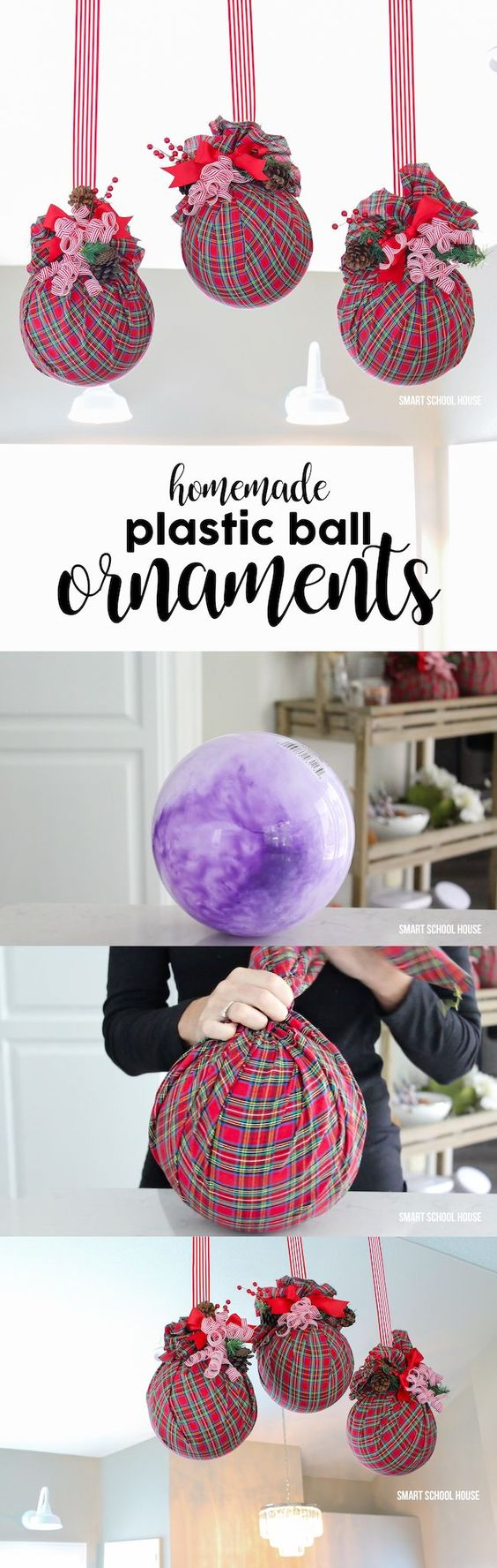 How to make Large Ornaments