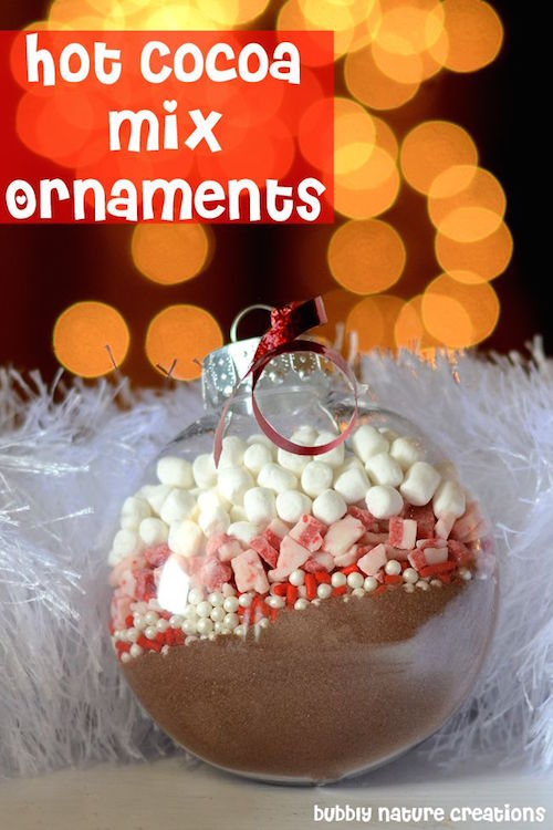 How to make Hot Cocoa Ornaments