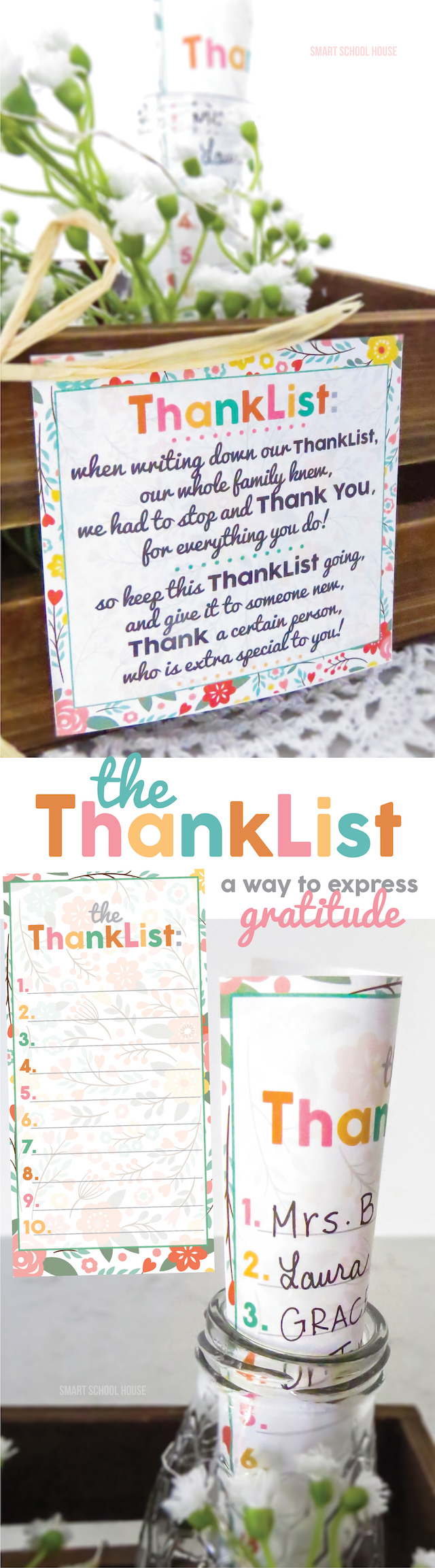 The ThankList