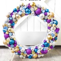 Hershey's Kisses Wreath