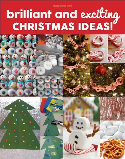 Brilliant and Exciting Christmas Ideas! Crafts, recipes, and DIY ideas for the whole family.