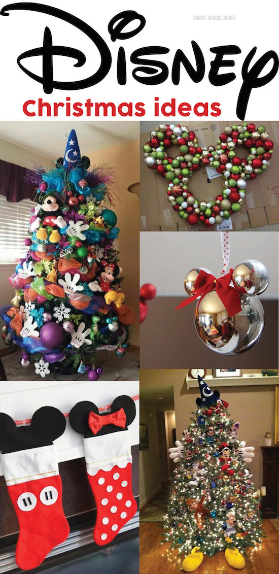 disney christmas ideas - Disney Christmas Tree
