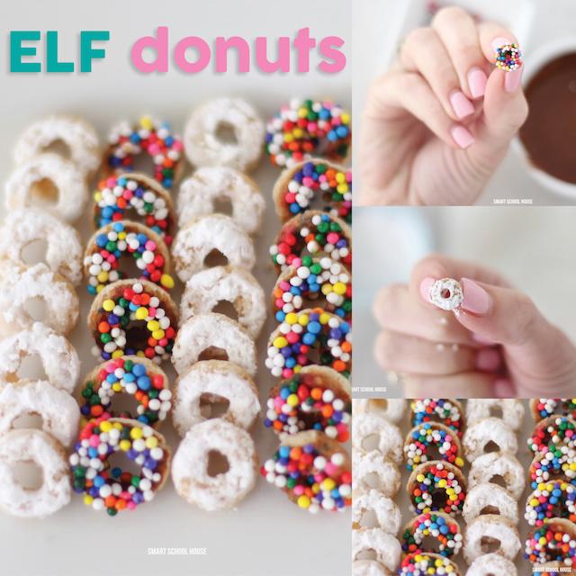 Elf Donuts square