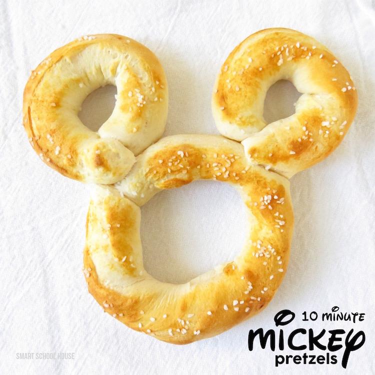 Mickey Pretzels