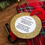 Santa's Magic Key Poem