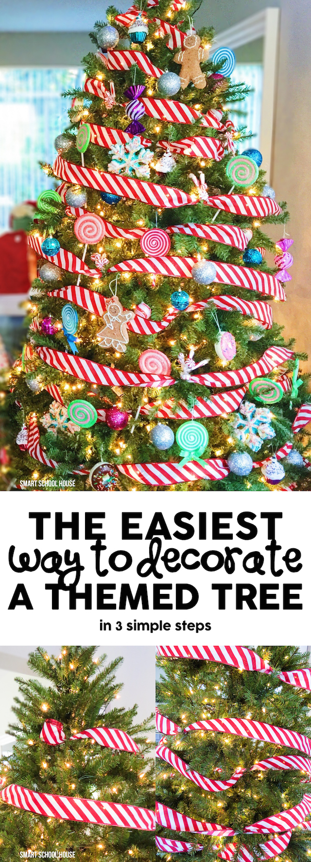 the easiest way to decorate a christmas tree - Ways To Decorate A Christmas Tree