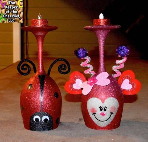 Christmas Craft Preschool Candle