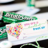 Breath Savers Valentine