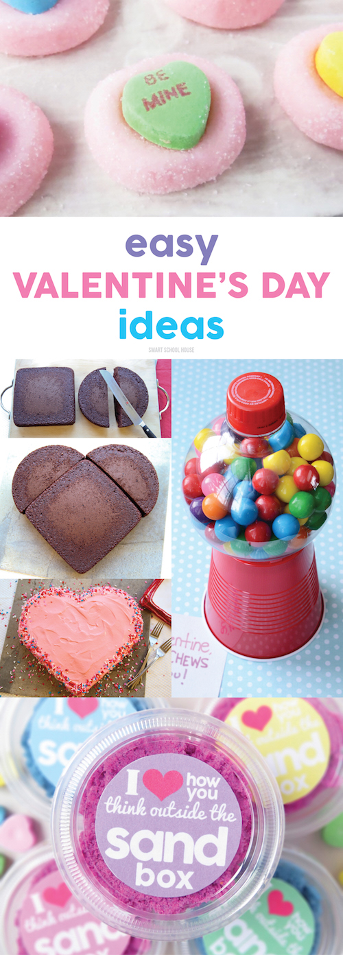 Easy valentine 39 s day ideas smart school house for Valentines day trip ideas