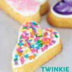 Twinkie Heart Cakes