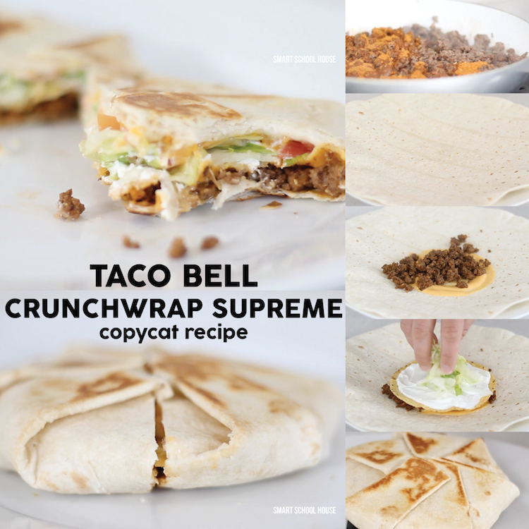 how to get ground beef like taco bell