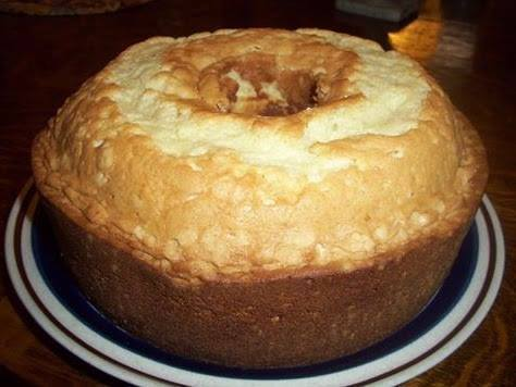 Old fashioned BUTTER CAKE recipe. Soooo good!